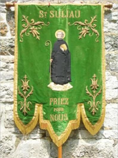 Drapé de Saint Suliau