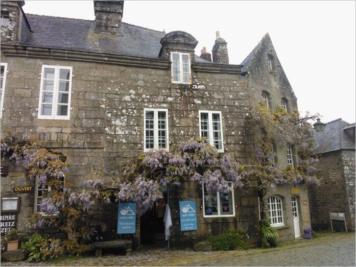 Locronan, petite Cité de Caractère en Bretagne